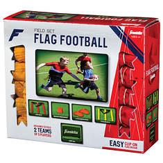 Franklin Sports Youth Flag Football Field Set