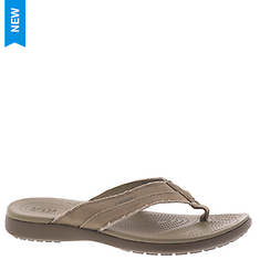 Crocs™ Santa Cruz Canvas Flip (Men's)