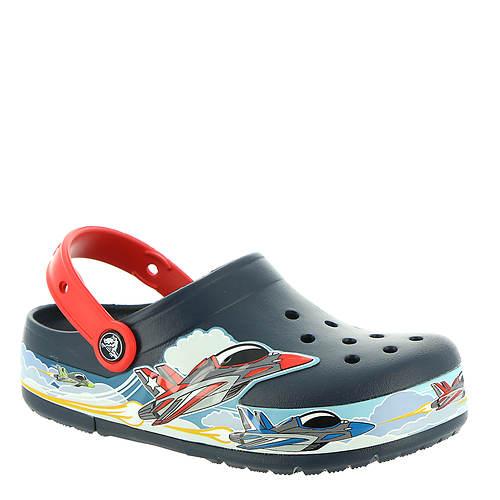 Crocs™ CFL Jets Band Lights Clog (Boys' Toddler-Youth)