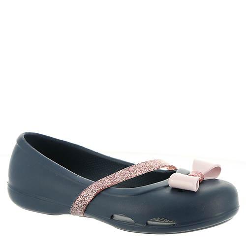 Crocs™ Lina Charm Flat (Girls' Infant-Toddler-Youth)