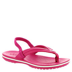 Crocs™ Crocband Strap Flip (Girls' Toddler)