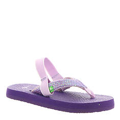 Sanuk Yoga Glitter Toddler (Girls' Toddler)