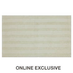 Mohawk Home Basic Stripe Bath Rug 17''x24''