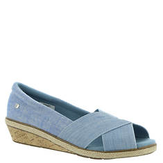 Grasshoppers Peach Open Toe (Women's)