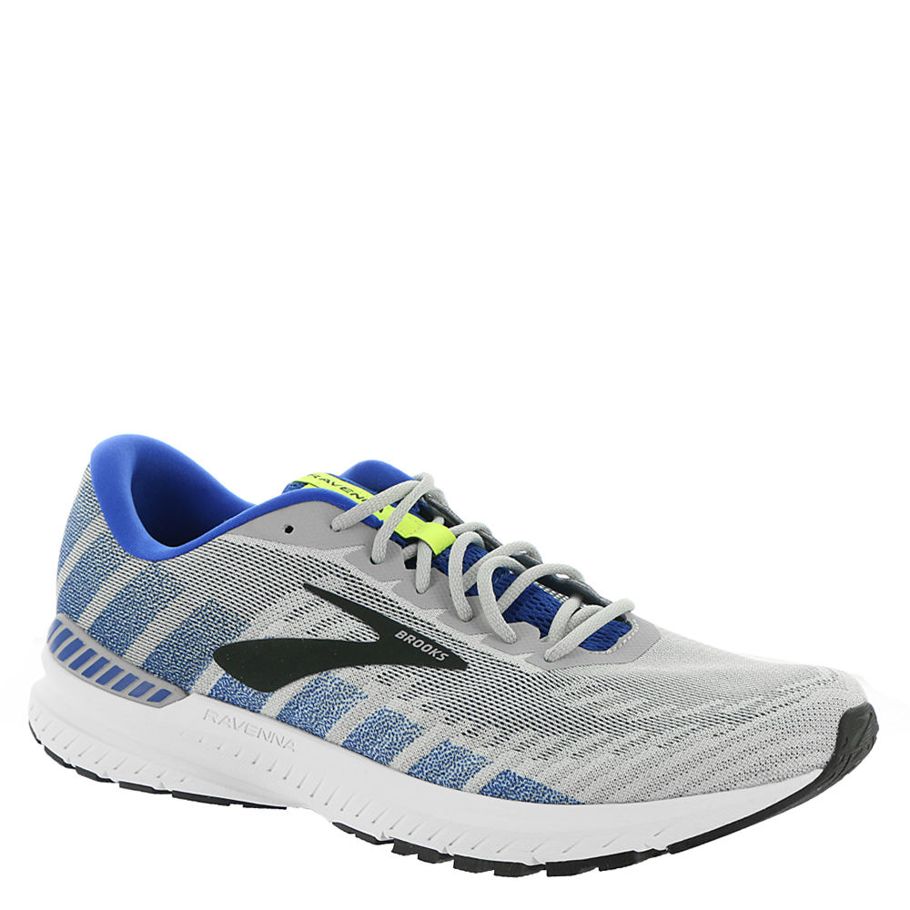 *Reach for this everyday running shoe when you\\\'re looking to rack up the miles in comfort *One-piece mesh upper with built-in stretch and midfoot saddle *Lace-up closure *BioMoGo DNA midsole fuses BioMoGo and DNA cushioning technology for a responsive ride *Guide Rails support system helps keep excess foot movement in check *Midfoot transition zone for a quick foot transition *Blown rubber sole for enhanced flexibility