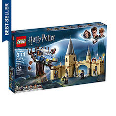 LEGO® Harry Potter™ Hogwarts™ Whomping Willow™ 753-Pc. Building Set--75953