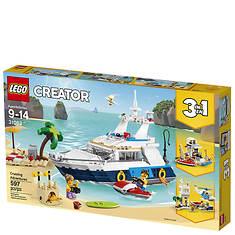 LEGO® Creator Cruising Adventures 597-Pc. Building Set--31083