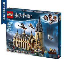 LEGO® Harry Potter™ Hogwarts™ Great Hall 878-Pc. Building Set--75954