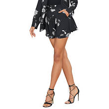 Floral Dressy Short