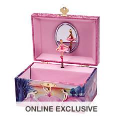 Schylling Iridescent Ballerina Jewelry Box