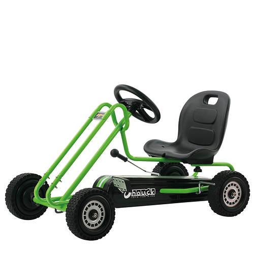 Lightning Ride-On Pedal Go-Kart