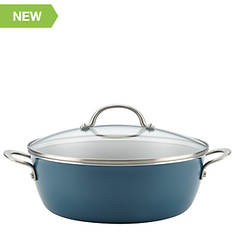 Ayesha Curry 7.5-Quart Nonstick Covered Stockpot