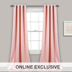 Lush Décor Insulated Blackout Curtains