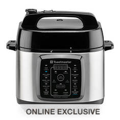 Toastmaster 6-Quart Electric Pressure Cooker