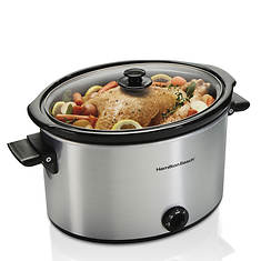 Hamilton Beach 10-Quart Extra-Large Slow Cooker