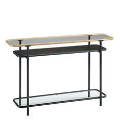 Sauder Boulevard Café Console Table