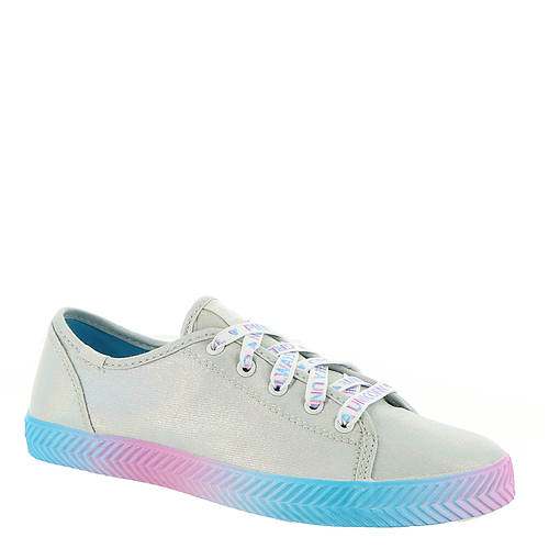 Keds Kickstart Herringbone Messaging (Girls' Toddler-Youth)