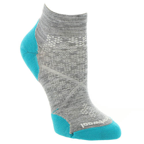 Smartwool Women's Perf Run Targeted Cushion Low Cut Socks