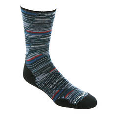 Smartwool Men's PhD Outdoor Light Margarita MashUp Print Crew Socks