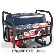 FIRMAN 3650/4550W Gas Generator