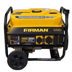FIRMAN Gas Generator 4550/3650 Watt