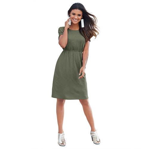 Pocket Perfect Knit Dress