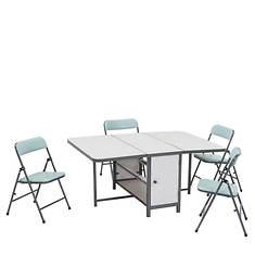 Cosco Kids' Fold-n-Store Table Set