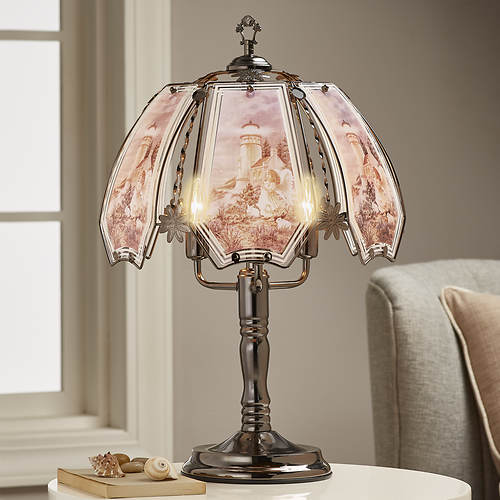 Lighthouse/Angel 3-Way Touch Control Lamp
