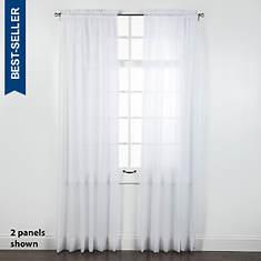 Elegance Voile Window Treatments