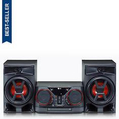 LG 300-Watt Sound System with Bluetooth