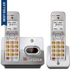 AT&T Cordless Answering System with 1 Additional Handset