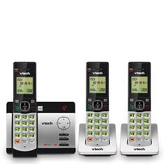 Vtech Cordless Answering System with 2 Additional Handsets