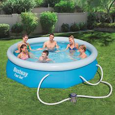 """Bestway Fast Set 10'x30"""" Pool"""