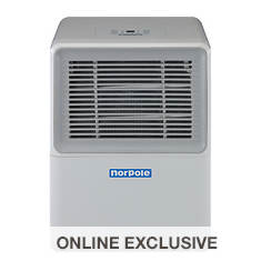 Norpole 30-Pint Dehumidfier with 6.3-Pint Tank Capacity