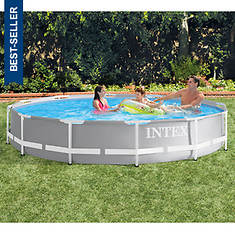 "Intex 12'x30"" Prism Frame Pool"