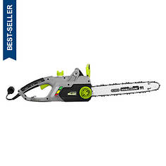 """Earthwise 16"""" Corded Electric Chainsaw"""
