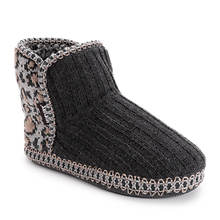 MUK LUKS Leigh Bootie Slipper (Women's)