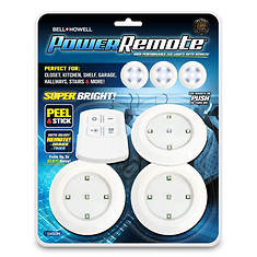 Bell + Howell Mini LED Lights with Remote