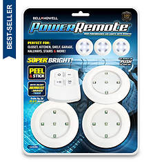 Bell+Howell Mini LED Lights with Remote