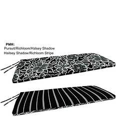 Reversible Bench Pad