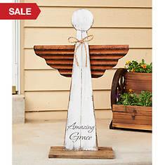 Amazing Grace Standing Angel