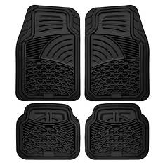 4-Pc. All-Weather Auto Mat Set