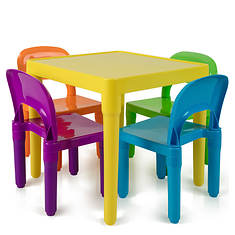 Kids' Table and Chairs Set