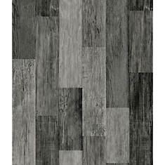RoomMates Wood Plank Peel and Stick Wallpaper