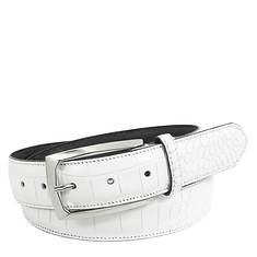 Stacy Adams Men's Ozzie 34MM Crocodile Emboss Belt