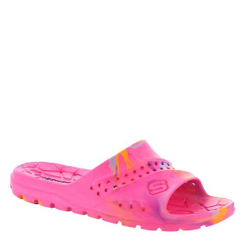 Skechers Foamies Hogan Color Splashed (Girls' Toddler-Youth)