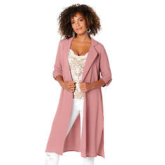 Lightweight Duster Jacket