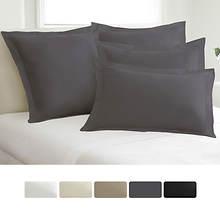 Cotton Rich Pillow Sham 2-Pack
