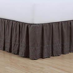 """Ruffled 14"""" Bedskirt"""