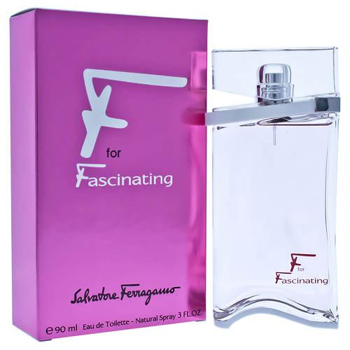 F For Fascinating by Salvatore Ferragamo (Women's)